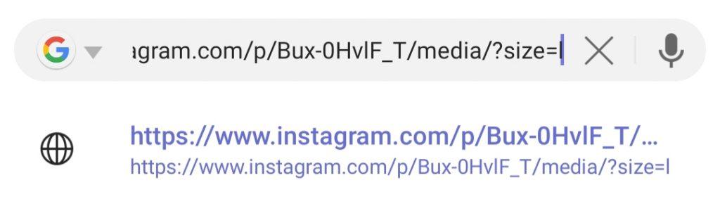 Instagram Fotoğraf Büyütme ve Kaydetme